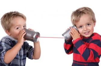 Εκπαιδεύοντας παιδιά με ηχολαλία